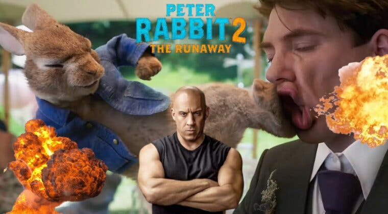 Imagen de Crítica de Peter Rabbit 2: A la Fuga ¿Fast and Furious con conejos? yo digo sí