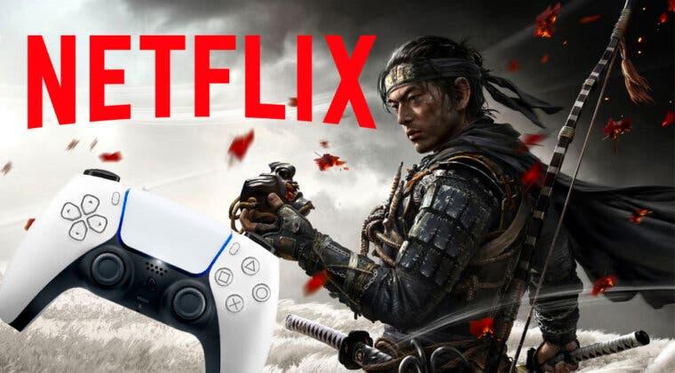 Imagen de Los futuros videojuegos de Netflix podrían incluir grandes títulos de PlayStation