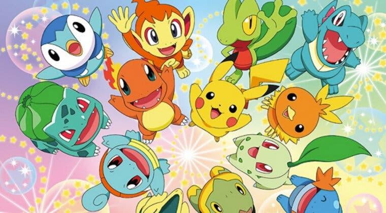 Imagen de 5º aniversario de Pokémon GO: Estos son los iniciales que nos da cada tarea
