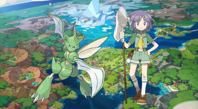 Imagen de Pokémon Masters EX: Cómo conseguir a Anton y Scyther de manera rápida y sencilla
