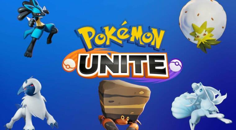 Imagen de Pokémon UNITE: Todos los personajes y sus roles