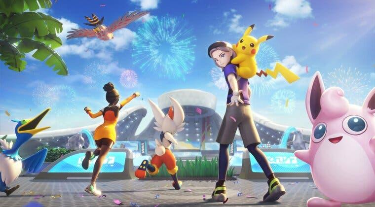 Imagen de Pokémon UNITE ya tiene fecha de lanzamiento en dispositivos móviles