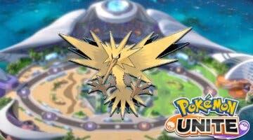 Imagen de Los jugadores de Pokémon UNITE piden que Zapdos sea nerfeado al ser demasiado fuerte