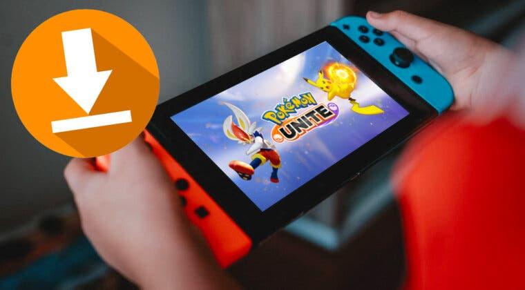 Imagen de Pokémon Unite ya está disponible para descargar en Nintendo Switch