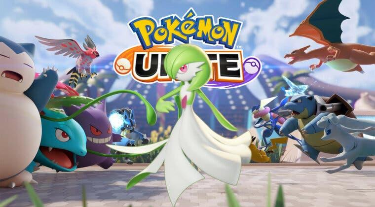 Imagen de Pokémon UNITE ya ha recibido a Gardevoir, su nuevo Pokémon