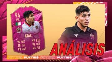 Imagen de FIFA 21: análisis de Youcef Atal FUTTIES, un jugador impresionante