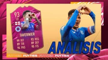 Imagen de FIFA 21: análisis de Tavernier FUTTIES gratuito. ¿El mejor lateral derecho de Ultimate Team?