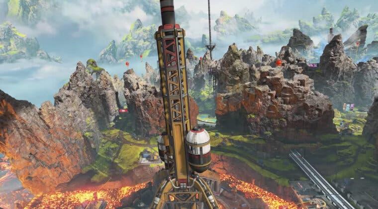 Imagen de World's Edge sería el mapa protagonista de la temporada 10 de Apex Legends