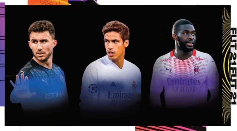 Imagen de FIFA 21: los mejores centrales de bajo precio para cada liga de Ultimate Team