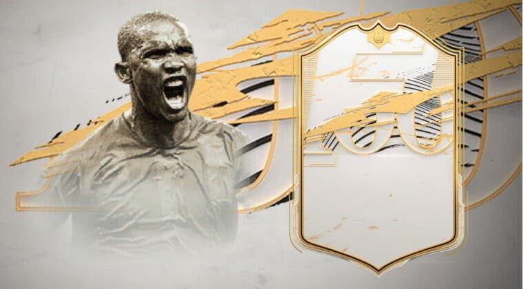 Imagen de FIFA 21: ¿Merece la pena Samuel Eto´o Moments? Review de Icono