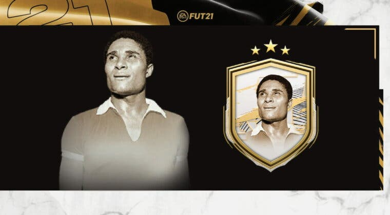 Imagen de FIFA 21: Eusébio Moments ya está disponible en SBC