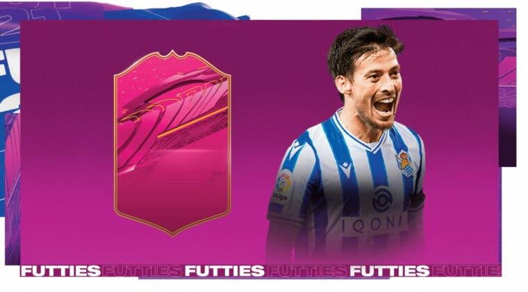 Imagen de FIFA 21: nueva votación FUTTIES. David Silva podría llegar a cinco estrellas de pierna mala, pero se enfrenta a un rival complicado