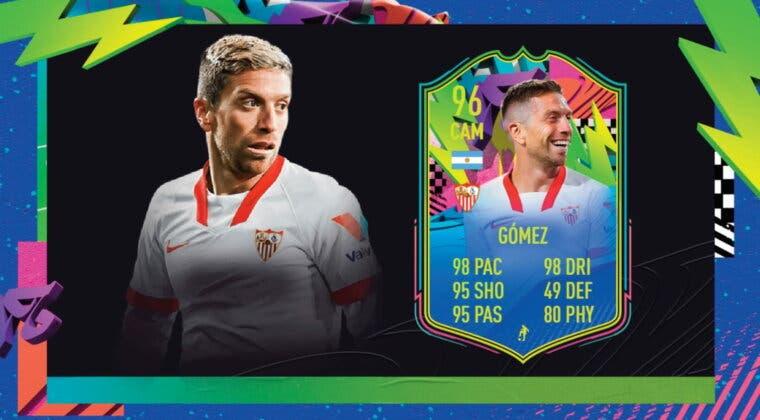 """Imagen de FIFA 21: ¿Ganga o sobrevalorado? Review de Alejandro """"Papu"""" Gómez Summer Stars"""