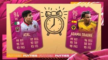 Imagen de FIFA 21: ahorra tiempo consiguiendo a Adama Traoré y Atal FUTTIES gratuitos a la vez