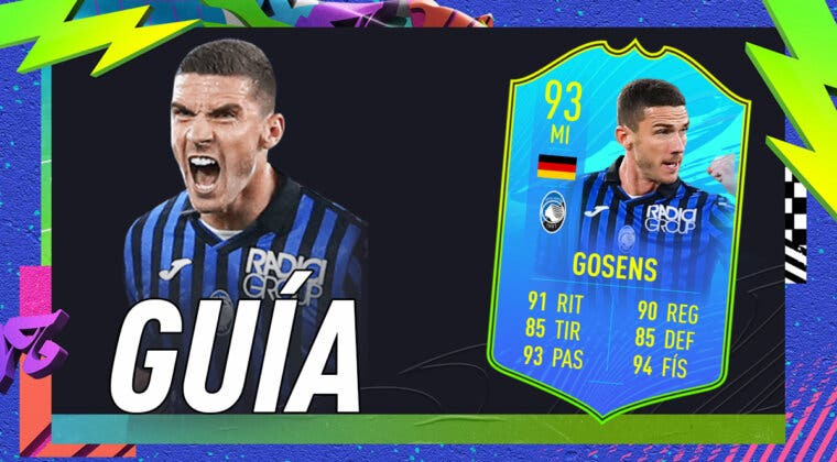 Imagen de FIFA 21: guía para conseguir a Robin Gosens Jugador de Nación