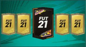 Imagen de FIFA 21: llega un nuevo Megasobre Único gratuito a Ultimate Team