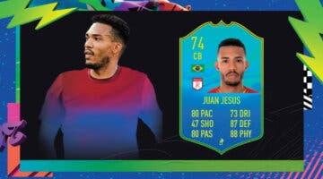 Imagen de FIFA 21: Juan Jesús Jugador de Nación es la nueva carta gratuita de plata para Ultimate Team