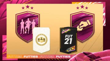 """Imagen de FIFA 21: ¿Merecen la pena los SBC's """"Elección jug. de sorpresa"""" y """"Día de votación FUTTIES""""?"""