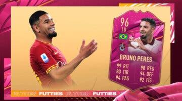Imagen de FIFA 21: ¿Merece la pena Bruno Peres FUTTIES? + Solución del SBC