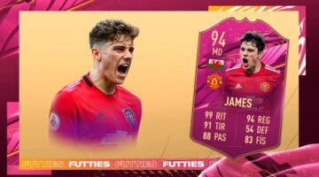 Imagen de FIFA 21: ¿Merece la pena Daniel James FUTTIES? + Solución del SBC