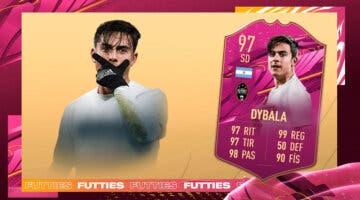 Imagen de FIFA 21: ¿Merece la pena Paulo Dybala FUTTIES? + Solución del SBC