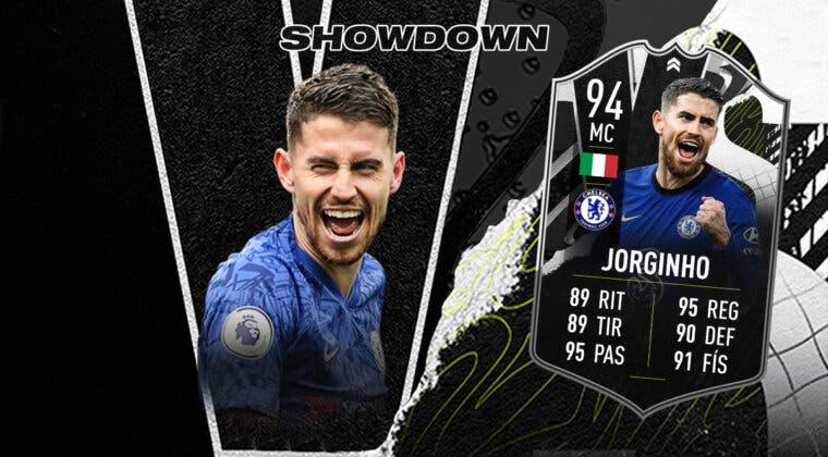 Imagen de FIFA 21: ¿Merece la pena Jorginho Showdown? + Solución del SBC