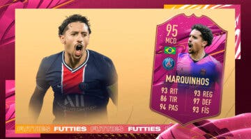 Imagen de FIFA 21: ¿Merece la pena Marquinhos FUTTIES? + Solución del SBC