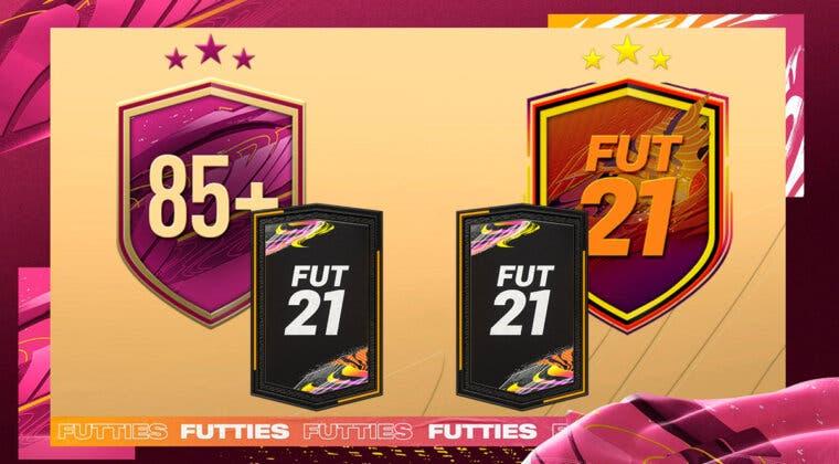 """Imagen de FIFA 21: ¿Merecen la pena los SBC's """"Mejora de 85+ x10"""" y """"Desafío de las estrellas""""?"""