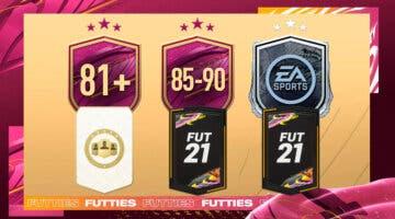 Imagen de FIFA 21: ¿Merecen la pena los nuevos SBC's mejoras del evento FUTTIES?