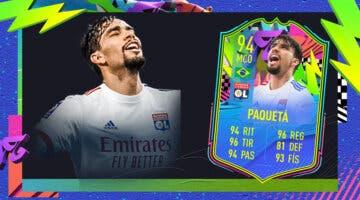 Imagen de FIFA 21: ¿Merece la pena Paquetá Summer Stars? + Solución del SBC