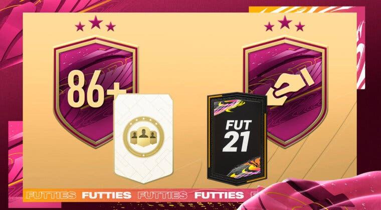 """Imagen de FIFA 21: ¿Merecen la pena los SBC's """"Elección de jugador 86+"""" y """"Día de votación FUTTIES""""?"""