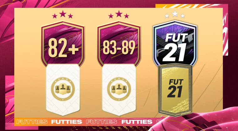 Imagen de FIFA 21: ¿Merecen la pena los nuevos SBC's player pick del evento FUTTIES?