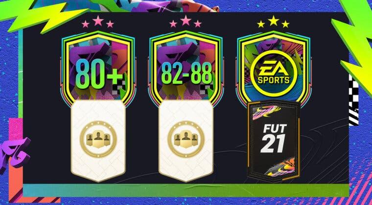 Imagen de FIFA 21: ¿Merecen la pena los SBC's player picks del evento Summer Stars?