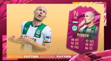 Imagen de FIFA 21: ¿Merece la pena Arjen Robben FUTTIES? + Solución del SBC