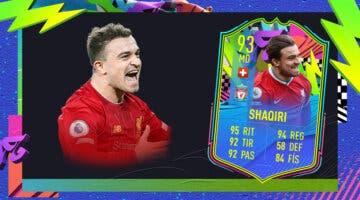 Imagen de FIFA 21: ¿Merece la pena Xherdan Shaqiri Summer Stars? + Solución del SBC