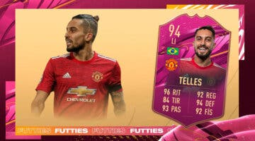 Imagen de FIFA 21: ¿Merece la pena Alex Telles FUTTIES? + Solución del SBC
