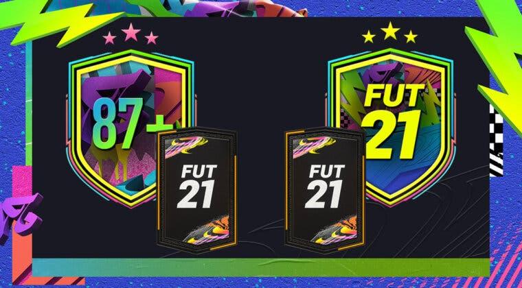 """Imagen de FIFA 21: ¿Merecen la pena los SBC's """"Triple mejora 87+"""" y """"Desafío del Festival de FUTbol""""?"""