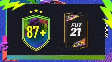 Imagen de FIFA 21: supera este SBC y consigue tres cartas de media 87 o superior