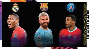 Imagen de FIFA 21: estos fichajes veraniegos ya aparecen con sus nuevos clubes en Ultimate Team