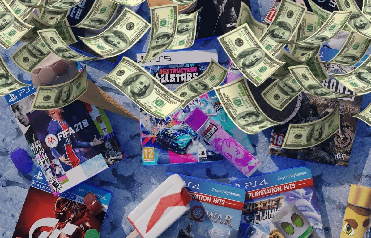 Imagen de Refréscate con las Rebajas de Verano de PlayStation y consigue hasta 50 euros para PS Store