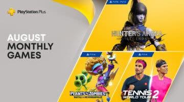 Imagen de PS Plus agosto de 2021: confirmados los juegos gratis del servicio para PS4 y PS5