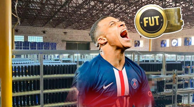 Imagen de ¿Una granja de farmeo de FIFA Ultimate Team? El propósito real del edificio ucraniano con 3800 PS4