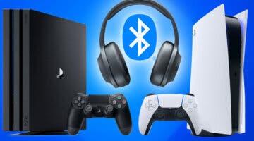Imagen de Cómo conectar unos auriculares Bluetooth a PS5 y PS4