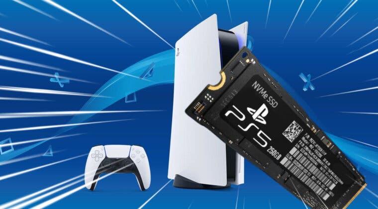 Imagen de PS5 añade la compatibilidad con SSD externos en beta y pronto llegará a todo el mundo