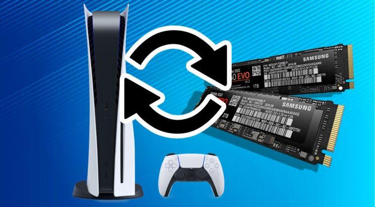 Imagen de ¿Cómo instalar y extraer un nuevo disco SSD en tu PS5?