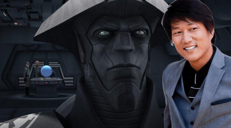Imagen de El papel de Quinto Hermano en la serie de Obi-Wan Kenobi recaería en Sung Kang