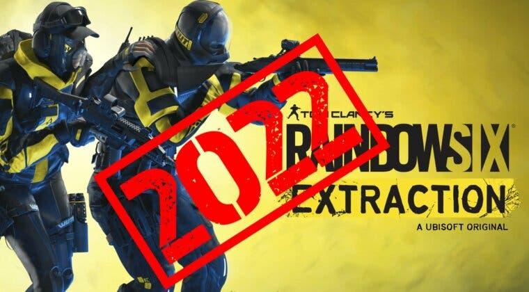 Imagen de Rainbow Six Extraction retrasa su lanzamiento; esta es su nueva fecha aproximada