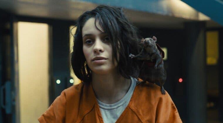 Imagen de El Escuadrón Suicida: Daniela Melchior se enfrentó a un casting de los más peculiar lleno de ratas vivas