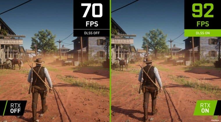 Imagen de Red Dead Redemption 2 luce en vídeo las mejoras de su última actualización en PC