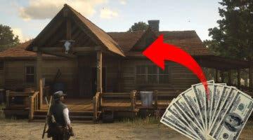 Imagen de Si quieres comprar casas en Red Dead Redemption 2, este peculiar mod te lo permite